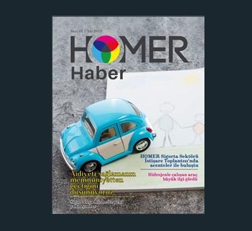 Homer E-Bülten Temmuz Ağustos 2019