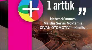 Mardin Civan Otomotiv (Biz Yine +1 Arttık)