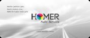 Homer Auto Service Mobil Aplikasyon